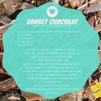 Sorbet Chocolat